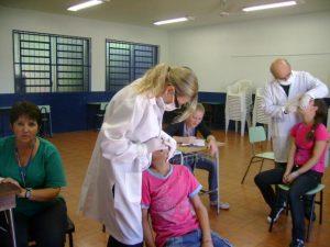 ações saúde da criança