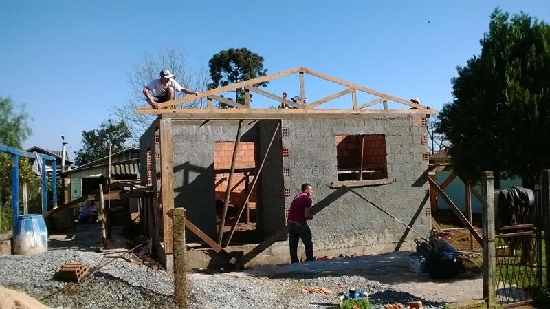 foto construção