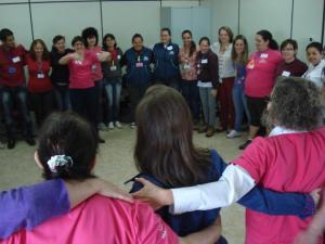 grupo de mulheres1