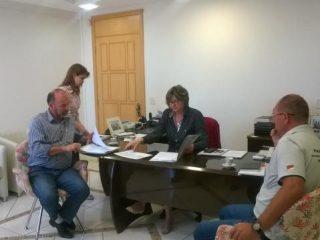 Administração rompe contrato com empresa Rimarco