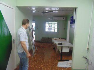 Posto do Bairro Jardim recebera melhorias