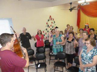 Grupo de Hipertensos e Diabéticos encerra o ano com comemorações