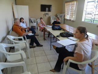 Reunião do Conselho Municipal da Pessoa com Deficiência