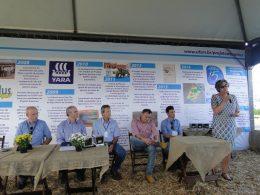 Solenidade comemora os 15 anos de pesquisa em Agricultura de Precisão do Projeto Aquarius