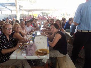 Grupos da Terceira e Meia Idade participam da 14ª Lagoa Fest