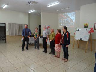 Grupos de Terceira Idade participam de palestra com Naturalista
