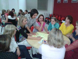 Professores da Rede Municipal participam de capacitação do Programa União Faz a Vida