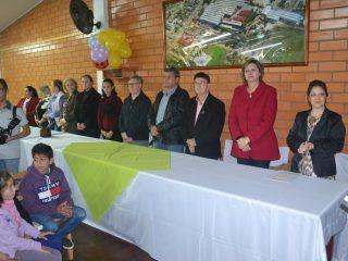Prefeita participa da 1º Festa em Família ASBAM