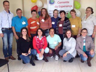 Grupo Corrente da Esperança comemora 7 anos