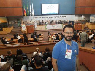 Presidente do COMJUVE participa 3º Conferência Estadual de Juventude