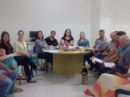 Reunião do Conselho Municipal de Saneamento