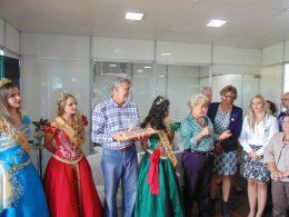 Administração Municipal recebe a Senadora Ana Amélia Lemos