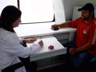 Localidades Rurais recebem atendimento Médico através da Unidade Móvel