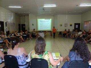 Secretaria de Educação promove capacitação com equipes diretivas