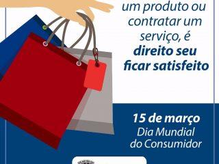 15 de Março – Dia Internacional do Consumidor!
