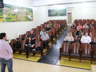 """""""Concertos IHARA"""" leva workshop sobre formatação de projetos culturais a Não-Me-Toque (RS)"""