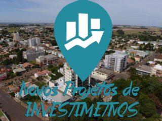 Prefeito Armando encaminha projetos de Investimentos