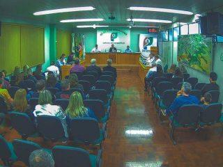Três projetos de Lei são aprovados em sessão ordinária