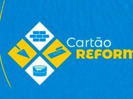 Secretaria de Habitação aguarda abertura das inscrições do Cartão Reforma