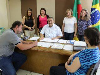 Novo refeitório na EMEF Carlos Gomes