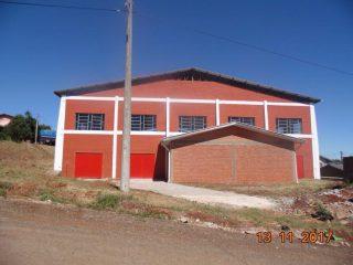 Construção/ Ampliação de Ginásio de Esportes em Escola – Santo Antônio