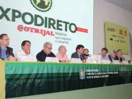 Prefeito Armando Roos participa de Audiência da Comissão de Agricultura do Senado