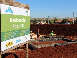 Obras de pavimentação no Roos III serão iniciadas