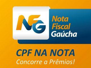 Dois consumidores são contemplados no NFG de Novembro