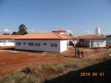 Construção de Escola Municipal de Ensino Fundamental – EMEF Amália Kerber