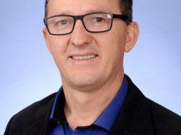 Vereador Claudio Trentin assume Secretaria de Obras