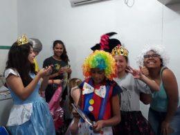 O Teatro como ferramenta de aprendizado para alunos de Não-Me-Toque