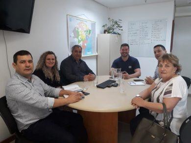 Prefeito viaja a Porto Alegre para avançar assuntos de Interesse Público