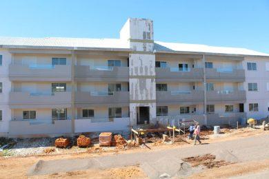 Residencial Vila Nova em fase final