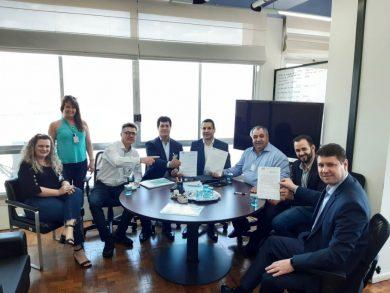 Assinado Convênio para limpeza de Fossas entre Administração e Corsan