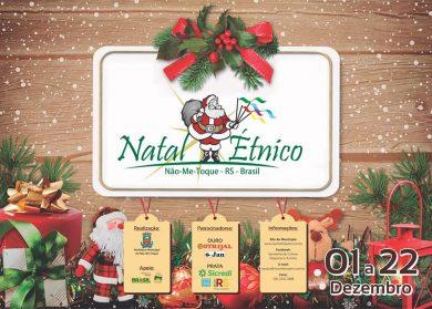 Vem ai o Natal Étnico 2019!