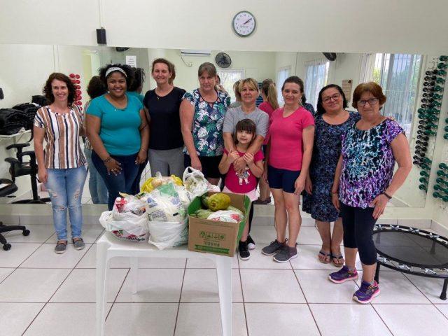 Grupo de Reeducação alimentar, mudando vidas para melhor!