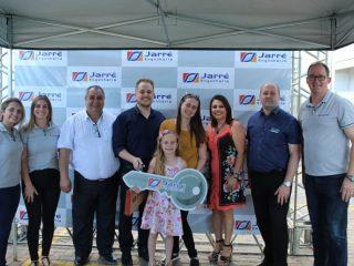 Administração entrega chaves do Residencial Vila Nova para 36 famílias