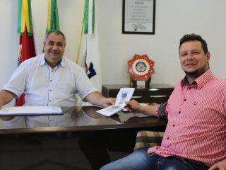 Prefeito Pedro Paulo recebe reivindicações do Vereador Diego