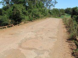Ponte do Canarinho será alargada