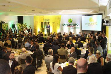 Prefeito Pedro Paulo prestigia lançamento da 21ª Expodireto Cotrijal