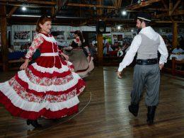 5º Entrevero das Nações mostra a cultura gaúcha a visitantes estrangeiros