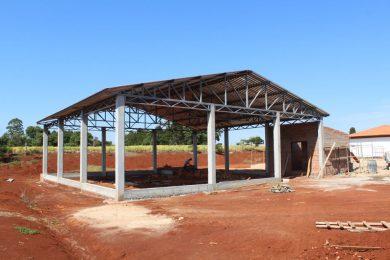 Obras do novo Estádio de SJC 60% executadas