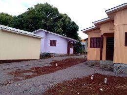 Secretaria de Habitação proporciona moradia digna a mais três famílias