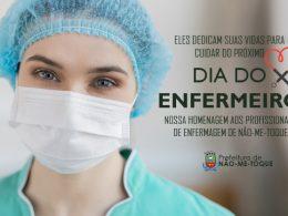 12 de Maio, Dia do Enfermeiro