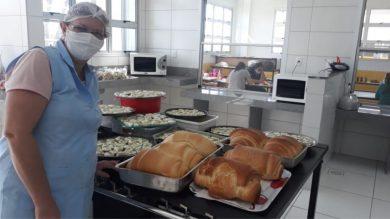 Assistência social atende demanda de famílias por alimentos