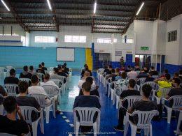 Em dois dias, 74 jovens realizaram a segunda inspeção militar em Não-Me-Toque