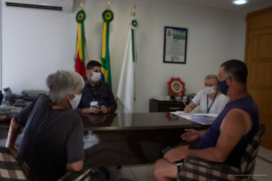 Prefeitura realiza Gabinete da Comunidade às sextas