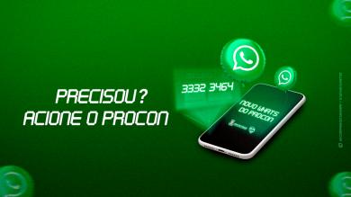 PROCON de Não-Me-Toque passa a ter whatsapp para atendimento