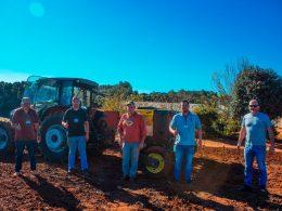 Patrulha Agrícola inicia plantio de Trigo 2021
