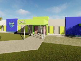 Poder Executivo inicia a terraplanagem para a construção da nova EMEI Dirce Erpen